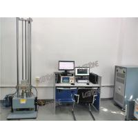 Quality Mechanical Shock Test Machine Meets ASTM D5487 Packaging Vertical Shock Test for sale