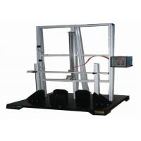 Buy cheap Luggage Pull Rod Fatigue Testing apparatus / wear test equipment 0~30cm/Sec product