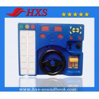 Buy cheap Rectangle shaped Electronic Car Toy for kids Plastic Wholesale Cartoon Car Toy product