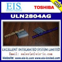 Buy cheap ULN2804AG - TOSHIBA - 8ch Darlington Sink Driver - Email: sales009@eis-ic.com from wholesalers