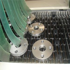 Buy cheap KF Blank Stainless Steel Threaded Pipe Flange 304 SS 316L With API/CE Certification  +Kołnierz +płaski +do +przyspawania product