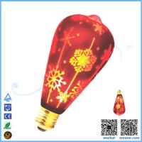 China LED Christmas Lighting Decorations Vintage ST64 LED Edison Bulb wholesale