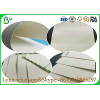 Buy cheap Uncoated Glossy Art Paper , White Absorbent Paper For Making Food And Freezing product