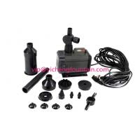 China Small Size High Spray Head Garden Pond Water Pumps For Aquariums For Making Oxygenation And Wave wholesale