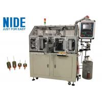 Buy cheap Three Phase Motor Rotor Armature Winding Machine Stack Length 20 - 60mm product