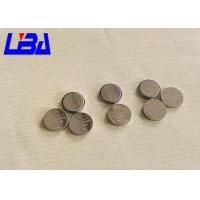 Buy cheap Light Weight CR 2032 3v Lithium Battery , Long Life Button Cell Battery product