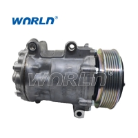 Buy cheap Peugeot 407 119MM Variable Displacement Compressor SD7C16 9800840380 product