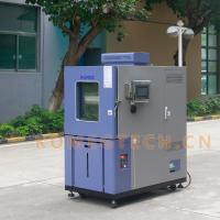 Buy cheap Programmable LED Light Temperature Cycling Chamber , Environmental Test Chamber product