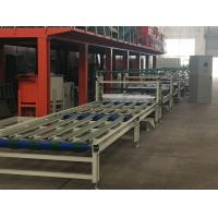 Buy cheap China Advanced technology fully automatic magnesium oxide board production line from wholesalers