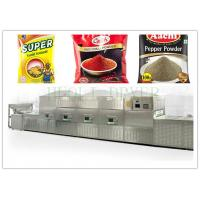Buy cheap Microwave Chicken Powder Drying Equipment / Sensoning Powder Microwave Drying Equipment product