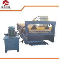 Buy cheap CUChannel Purline Metal Stud And TrackRoll formingMachine---6 from wholesalers
