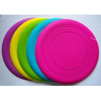 China Plastic Flying Disc, Frisbee on sale