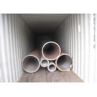 Buy cheap Refinery Carbon Steel Seamless Tube ASTM A106 Grade C Hot Finished 610 * 100mm NDE product