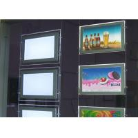 Buy cheap Ceiling Hanging Window Digital Signage With 20'' Multi Screen For Notice product