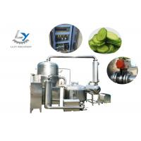 Buy cheap Commercial Fruit Chips Making Machine , Vacuum Frying Equipment For Snacks product