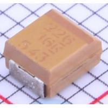 Buy cheap SMD Auto C0G Ceramic 50 VDC MLCC Kemet Tantalum Capacitor Low Loss C0402C821J5GA from wholesalers