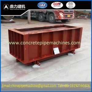 Buy cheap concrete u drain making machine mold product