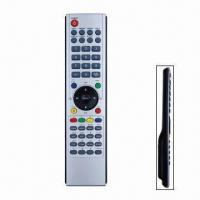 Buy cheap High quality remote control, used for TV, STB and DVB product