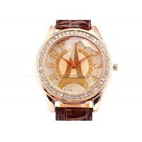 Buy cheap Leather Womens Wrist Watches product