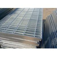 Buy cheap Free Sample Steel Grating Drain Cover Hot Dipped Galvanized Bearing Bar Pitch 30mm product