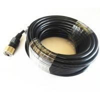 Buy cheap 6 PIN MiniDin Video Signal Shielding Protective Backup Camera Cable from wholesalers