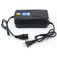 Buy cheap 20 / 30AH 48v Lithium Ion Battery Charger For Electric Bikes CCC Safety Standards product