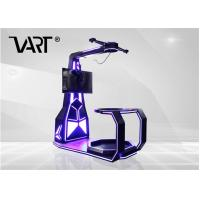 Buy cheap VART HTC Headset Virtual Reality Standing Platform Machine / 9D Vr Game from wholesalers