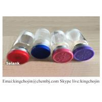 China Human Growth Hormone Releasing Peptides Selank Medicine raw material Lyophilized Peptide on sale