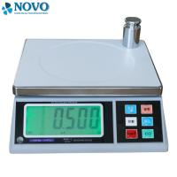 electronic reliable bathroom scales , ss digital weight balance machine