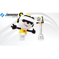 Buy cheap APP Management Panda Virtual Simulator , Adjustable Height 9DVR Simulator product