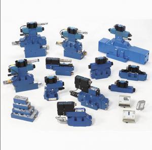Valve hydraulique de rechange de vickers de DG5V-7-OC
