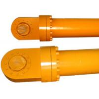 Buy cheap Non - Sandard Hydraulic Oil Cylinder with ISO Approval , heavy duty hydraulic cylinder product