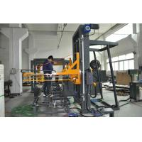 Buy cheap 1450 X 1400Arch Size Horizontal Strapping Machine 75kg Max Tension 3.5kw product
