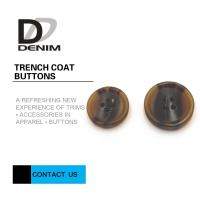 Buy cheap 52L Extra Large Coat Buttons Plastic Bulk Trims Nickel Free Lead Free product