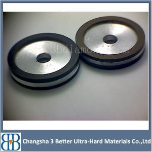 Абразивные диски диаманта скрепления смолы металла Китая полируя