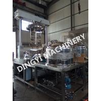 Buy cheap PLC Control Ointment Industrial Planetary Mixer7.5Kw Slow Mixer Motor 220V / 380V product