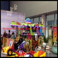 Shopping mall children games musical and cartoon mini miami ride for sale