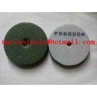 Buy cheap diamond polishing pads for marble product