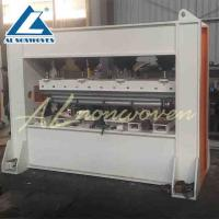 Buy cheap New Design High speed Needle Punching Machine for Carpet, Geotextile, Felt from wholesalers