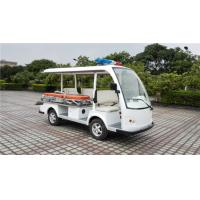 Buy cheap 4 Seats One Bed Electric Tour Bus For Sport Center / Electric Sightseeing Vehicle from wholesalers