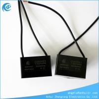 China Cheap Price CBB61 Black Box Capacitor Electric Ceiling Fan Capacitor on sale