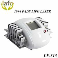 Buy cheap 14 Pads lipo laser slimming instrument/ 650nm diode lipo laser slimming device/ cheapest lipo laser machine product