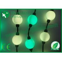 China 50mm String 3D DMX LED Light Led Pixel Ball Light For Night Culb And Bar on sale