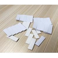 Buy cheap White Square Double Sided Foam Tape / Strong Pad Mounting Adhesive Tape from wholesalers