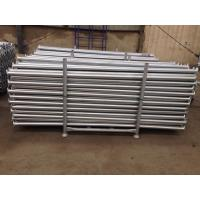 Buy cheap Cuplock scaffolding ledger hot dip galvanized from wholesalers