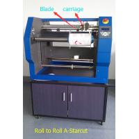 Buy cheap Roll to Roll Label Digital Cutter Using Blade to Cut Labels from Paper Sticker product