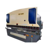 Buy cheap Wc67y Hydraulic Bending Plate Folding Stainless Steel Press Brake Machine from wholesalers