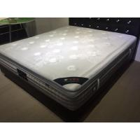 Buy cheap Popular Natural Latex Euro Top Mattress Topper Removable for Home / Hotel product