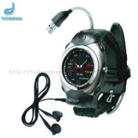 Buy cheap 1GB MP3 Watch Player product