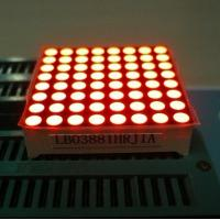 Buy cheap Electronic Video 8X8 Led Dot Matrix led Message Board IC Compatible product